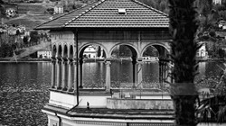 Lake Como Rooftop Villa Deck