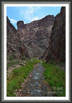 Bright Angel Creek North Kaibab Trail