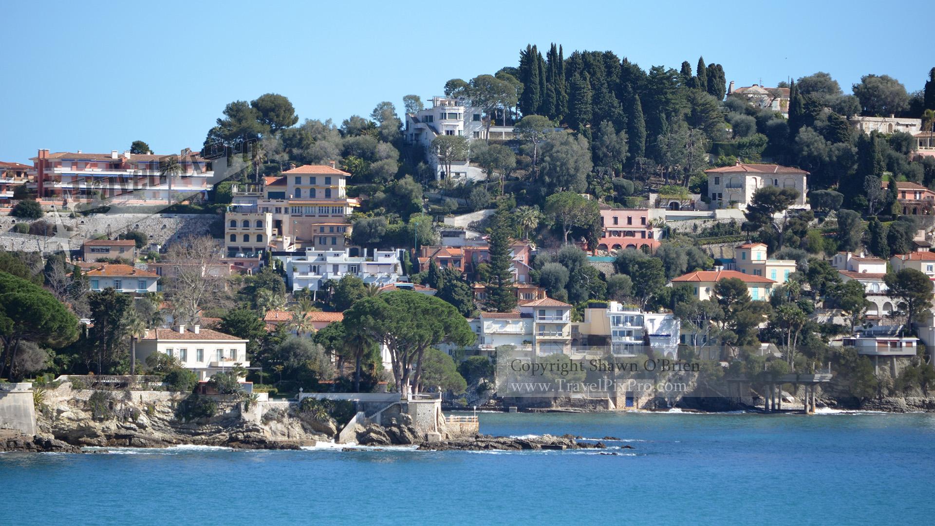 Cap Ferrat on French Riviera