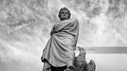 Dante Alighieri Statue Florence