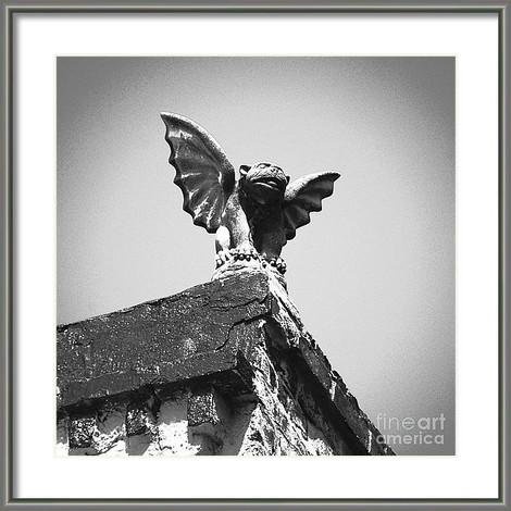 Winged Gargoyle New Orleans
