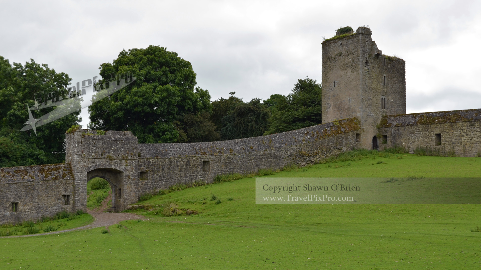 Kells Priory Gatehouse Co Kilkenny