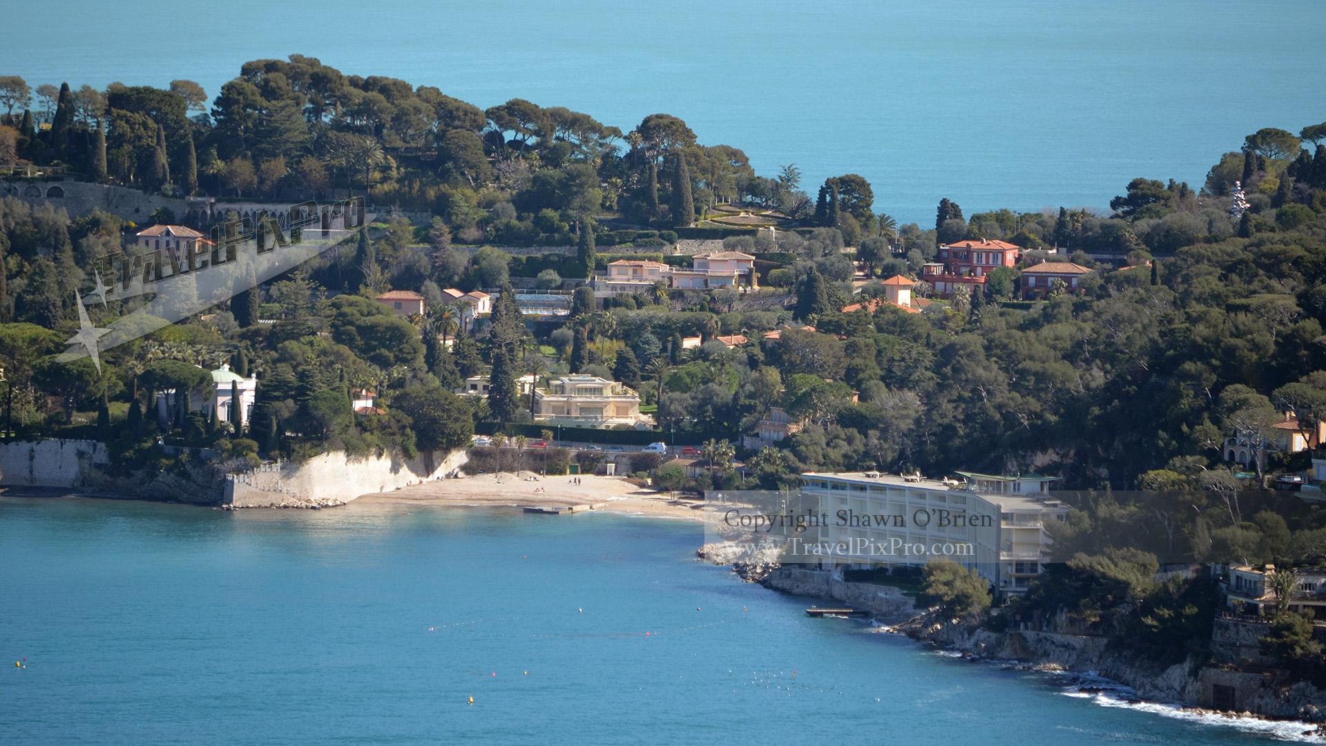 Cap Ferrat on Cote d'Azur