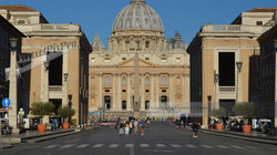Via della Conciliazione St. Peter's