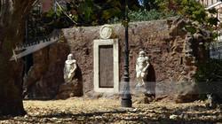 Porta Alchemica Rome Italy