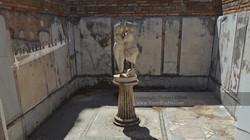 Cupid & Psyche Statue Ostia Antica
