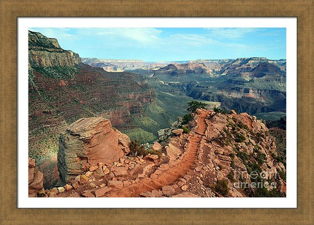 Grand Canyon National Park South Kaibab Trail