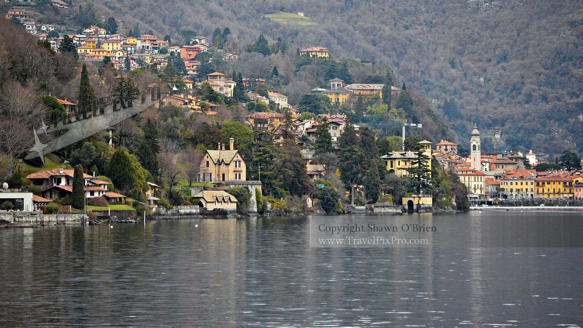 Lake Como Seaside Village