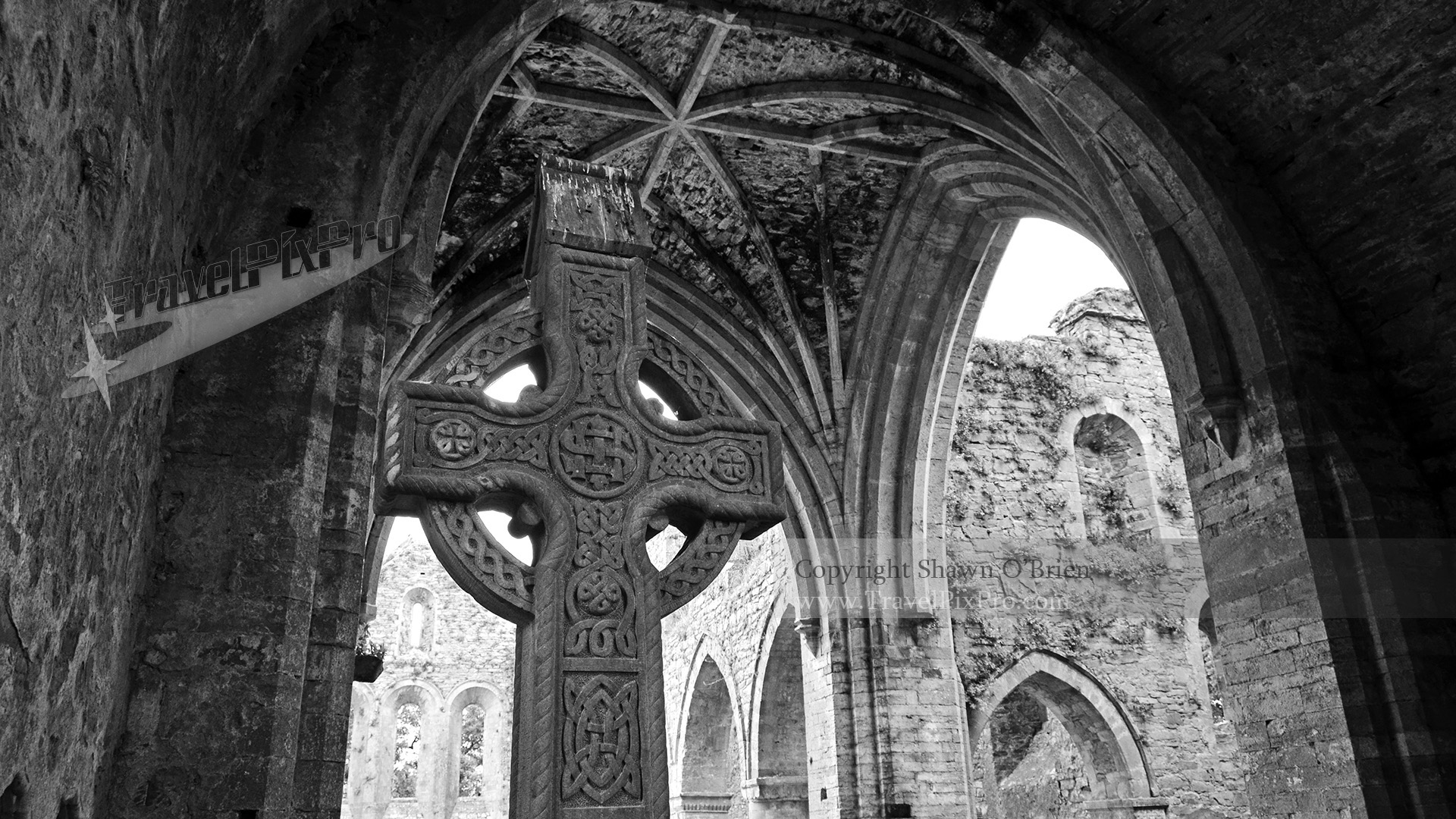Jerpoint Abbey Celtic High Cross