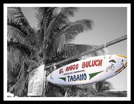 Mahahual Mexico Beach Bar