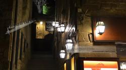Night Scene Mont Saint Michel
