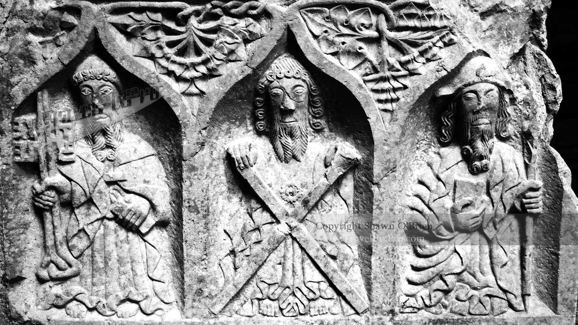 Jerpoint Abbey Tomb Weepers