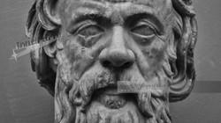 Socrates at Uffizi Florence