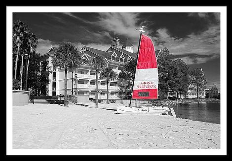 Grand Floridian Sailboat