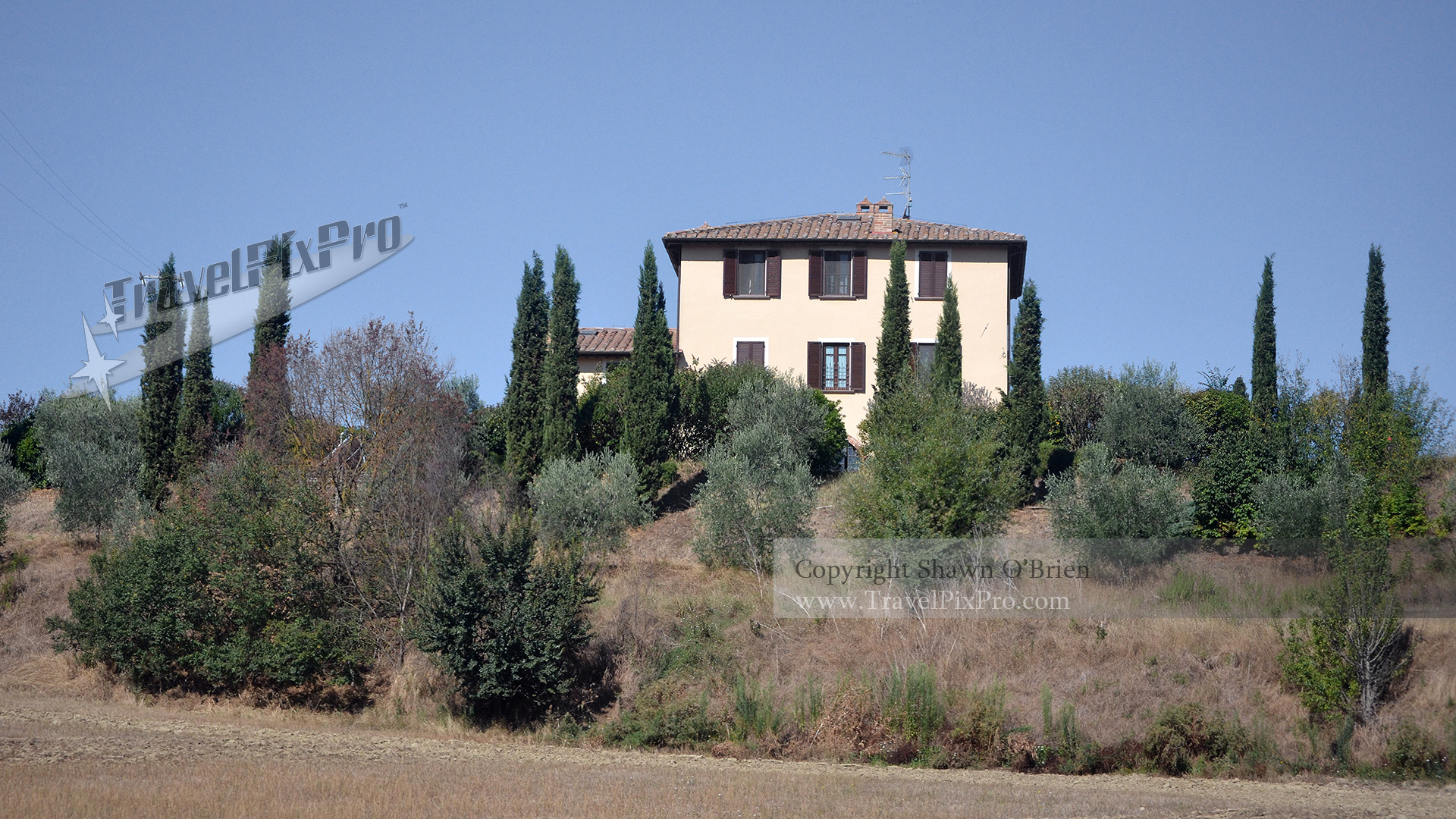 Italian Country Villa