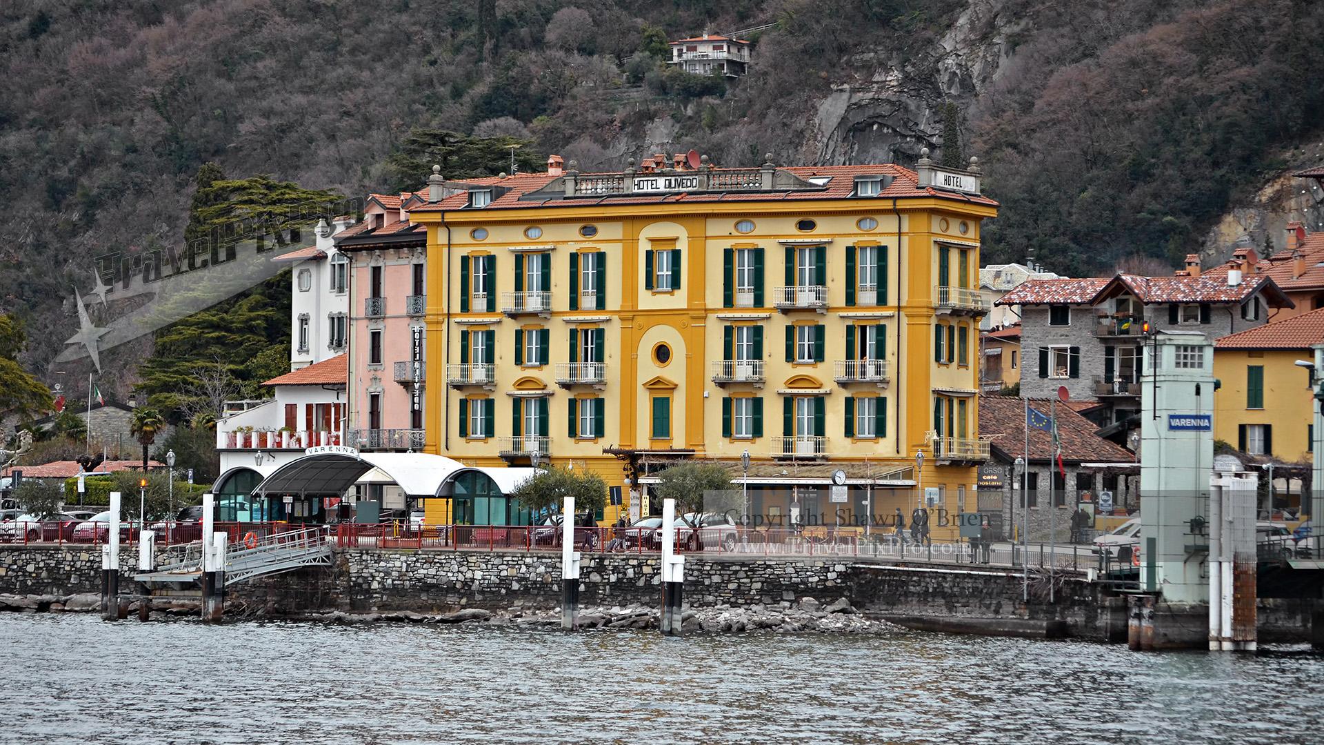 Varenna Lake Como Hotel