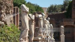 House of the Vestal Virgin Statues