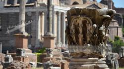 Roman Forum Artifact