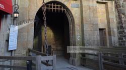 Port du Roi King's Gate Drawbridge