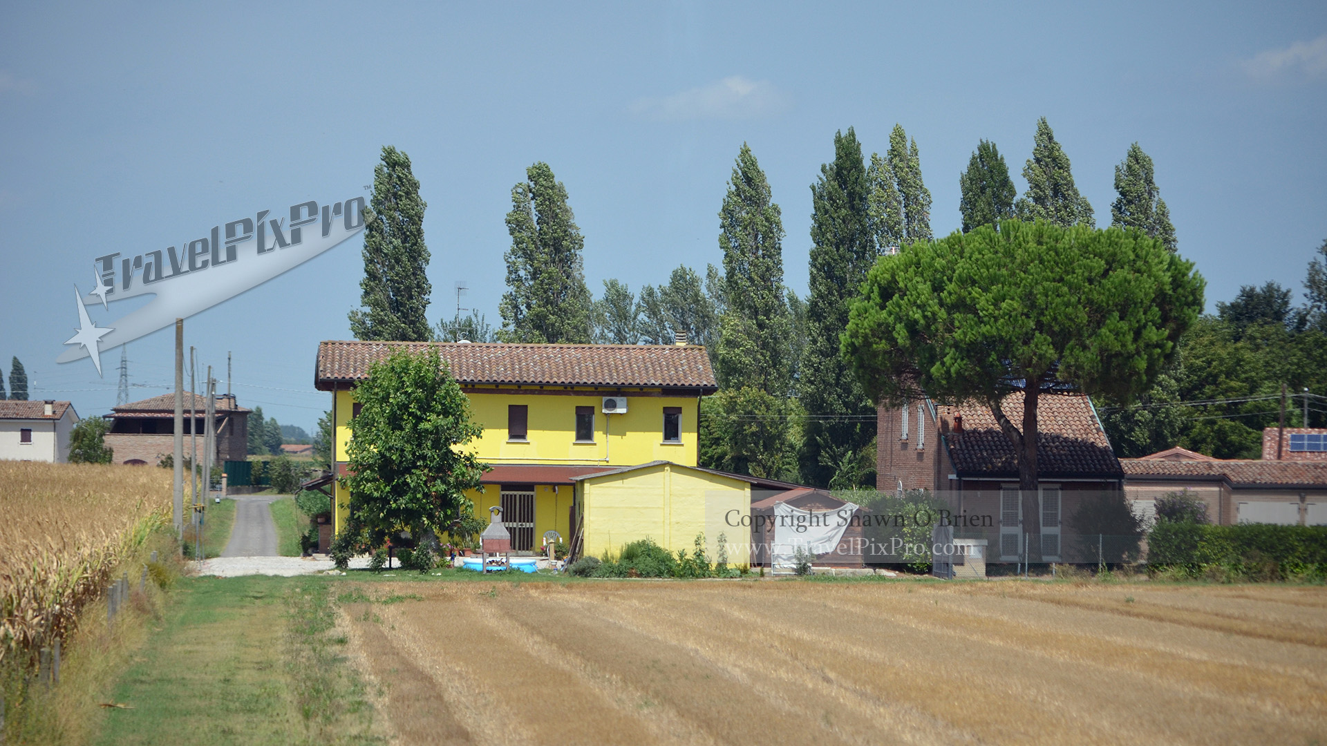 Italian Farmhouse