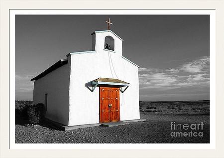 Calera West Texas Mission Chapel