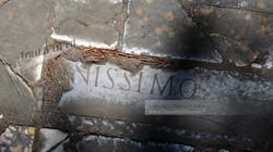 Roman FLoor Carving Ostia Antica