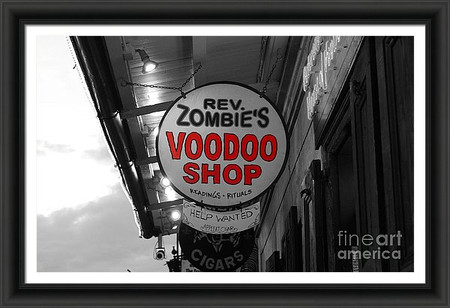 Rev Zombie's Voodoo Shop New Orleans