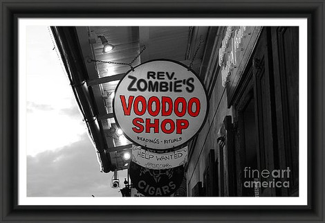 Rev Zombie's Voodoo Shop New Orleans