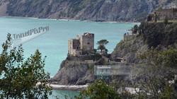 Castle of Monterosso Cinque Terre IT