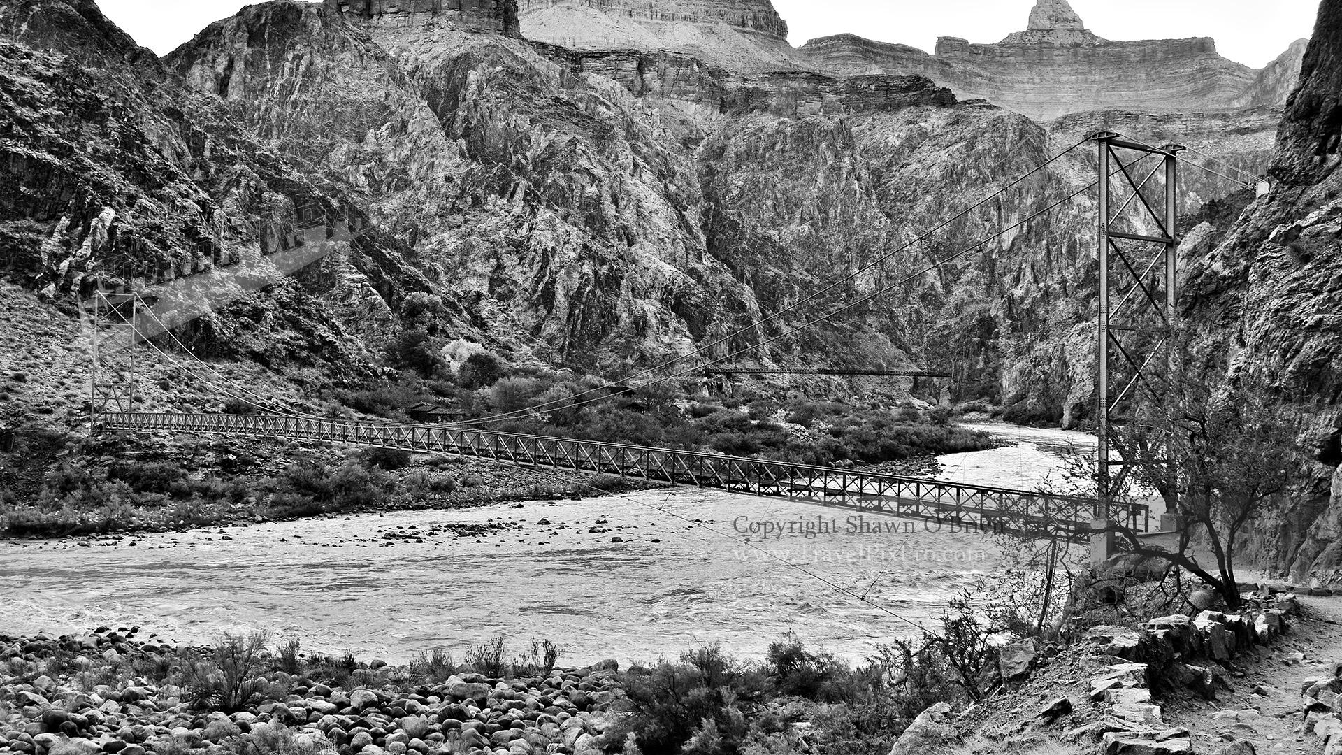 Grand Canyon Silver & Black Bridges