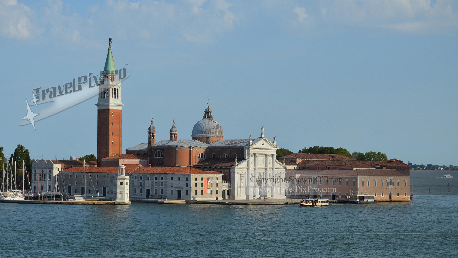 Dawn on San Giorgio Maggiore Venice