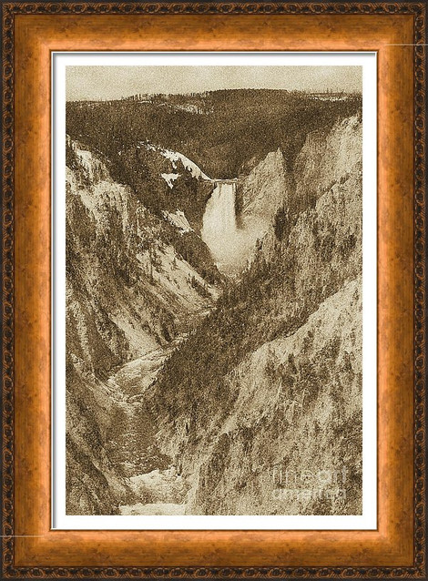 Yellowstone Lower Falls