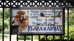Jackson Square Place d'Arms