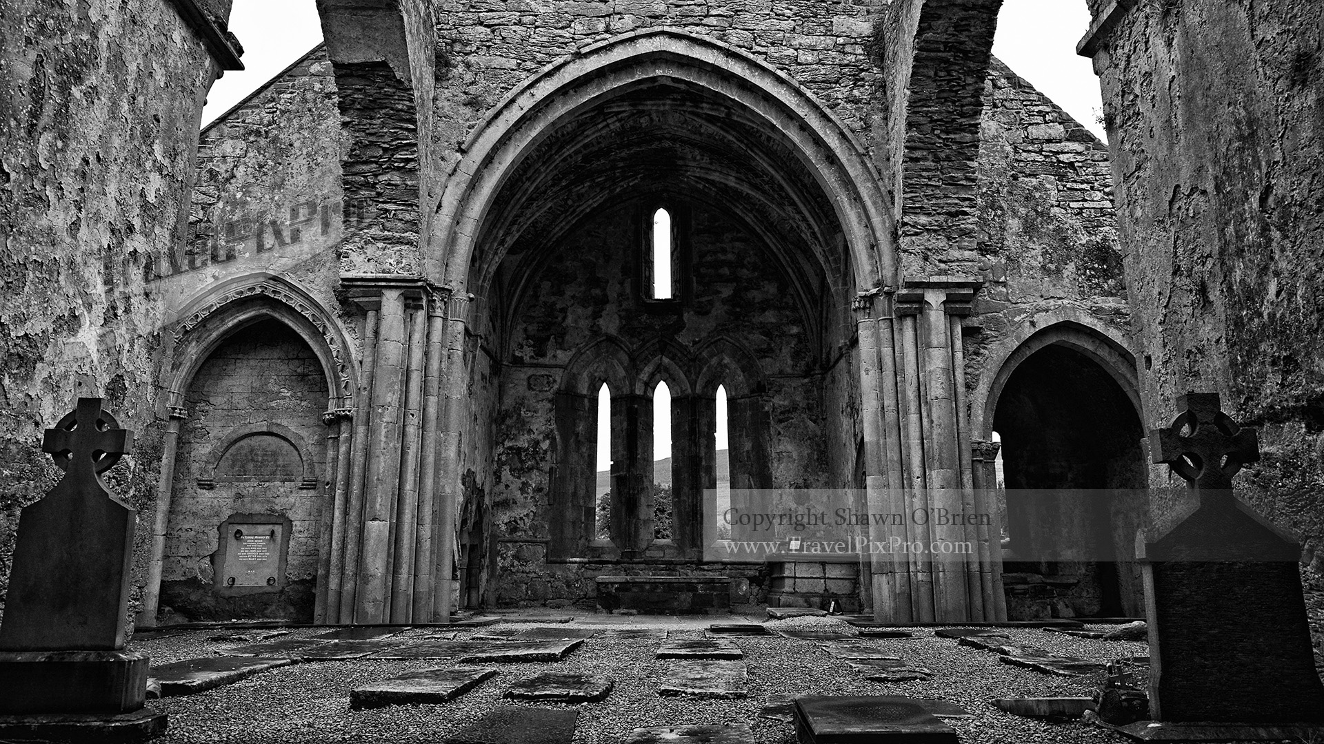 Corcomroe Abbey Ruins