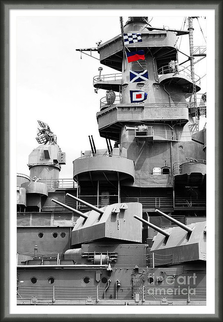 USS Alabama Roll Tide
