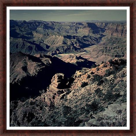 O'Neill Butte Grand Canyon