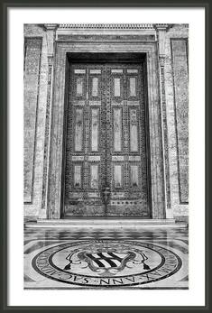 Bronze Door Basilica San Giovanni