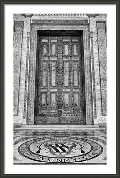 Bronze Door Basilica San Giovanni