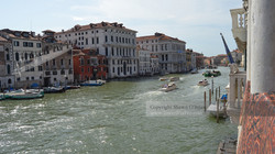 Venetian Grand Canal Perspective