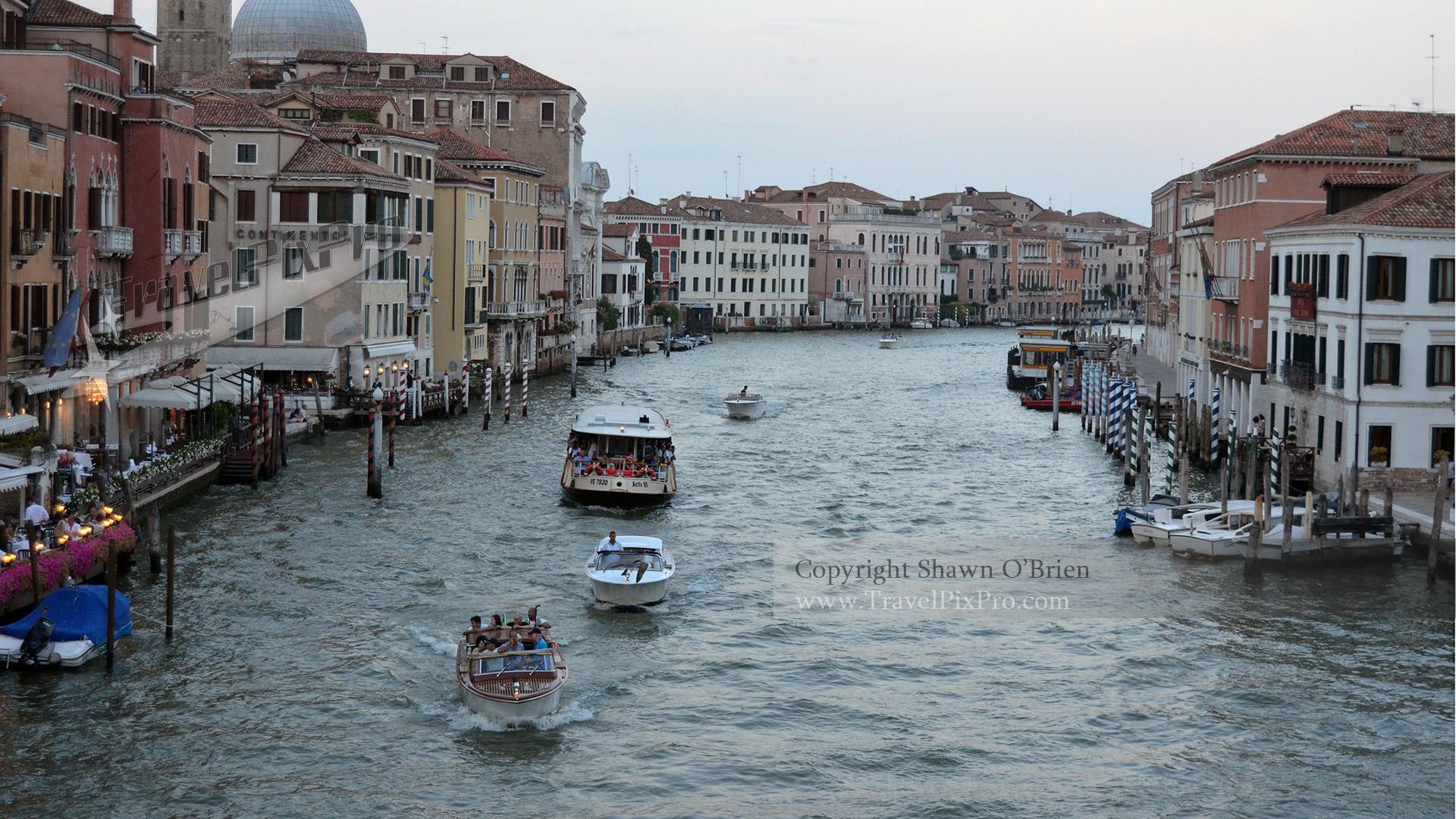 Venetian Grand Canal Twilight