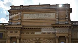 Piazza della Repubblica Arch