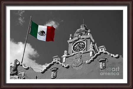 Merida Mexico Palacio Municipal