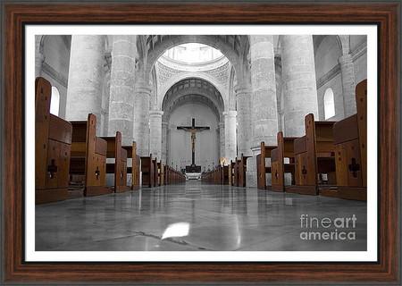 Merida Mexico Cathedral Interior