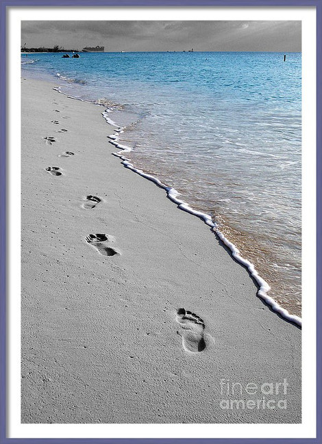 Disappearing Footprints