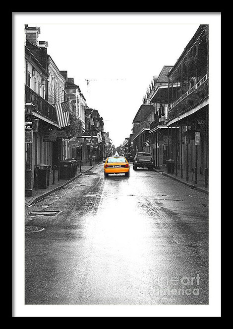 After the Party Bourbon Street Taxi