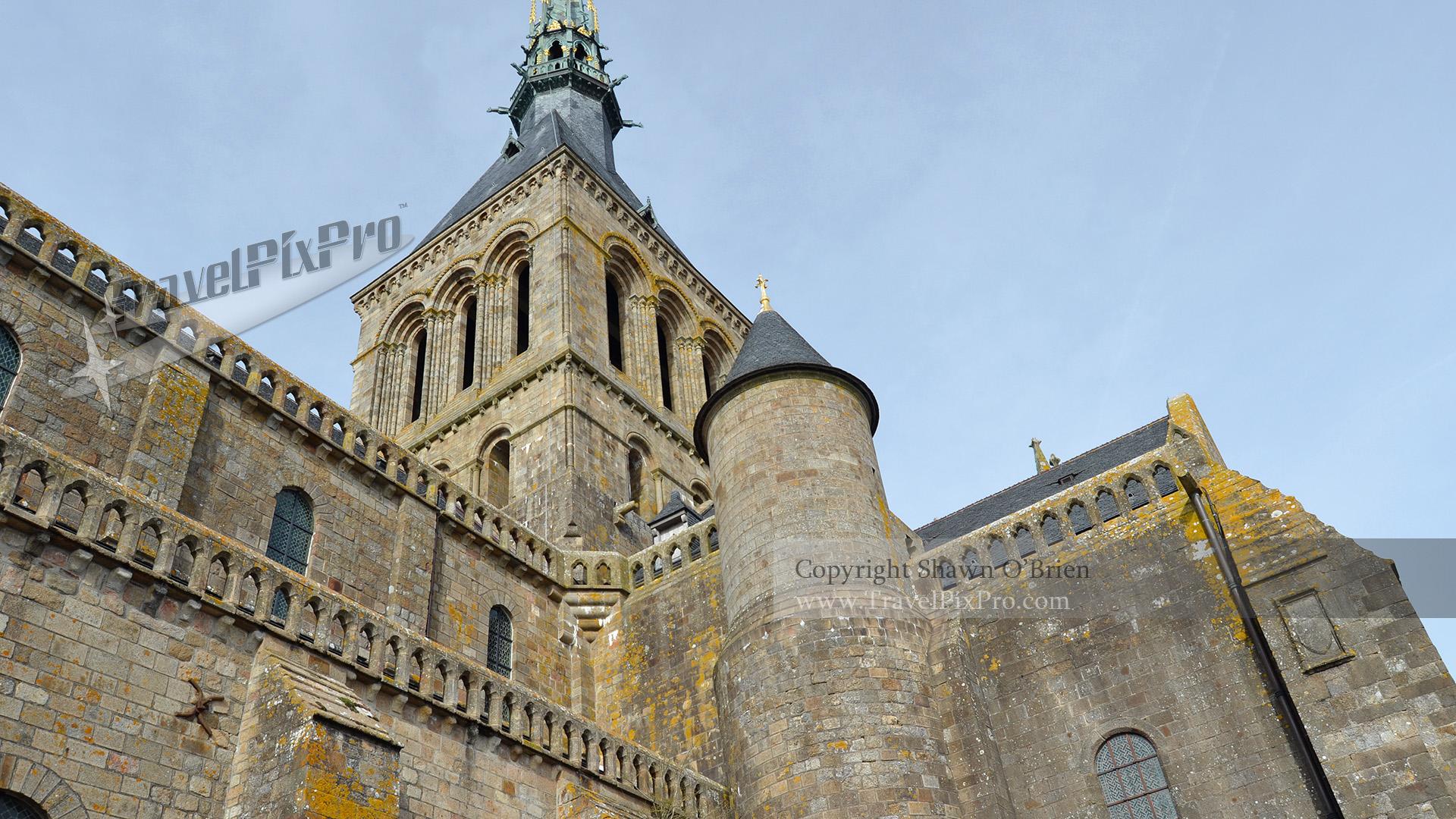 Mont Saint Michel Abbaye