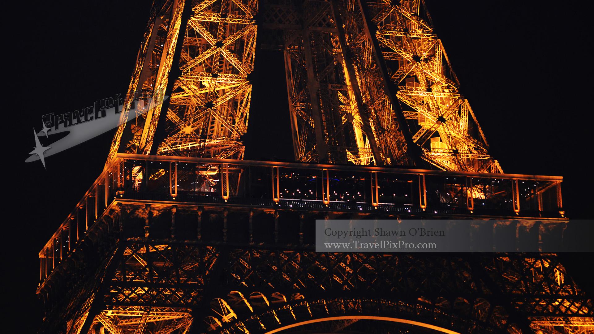 2nd Floor Restaurants Eiffel Tower