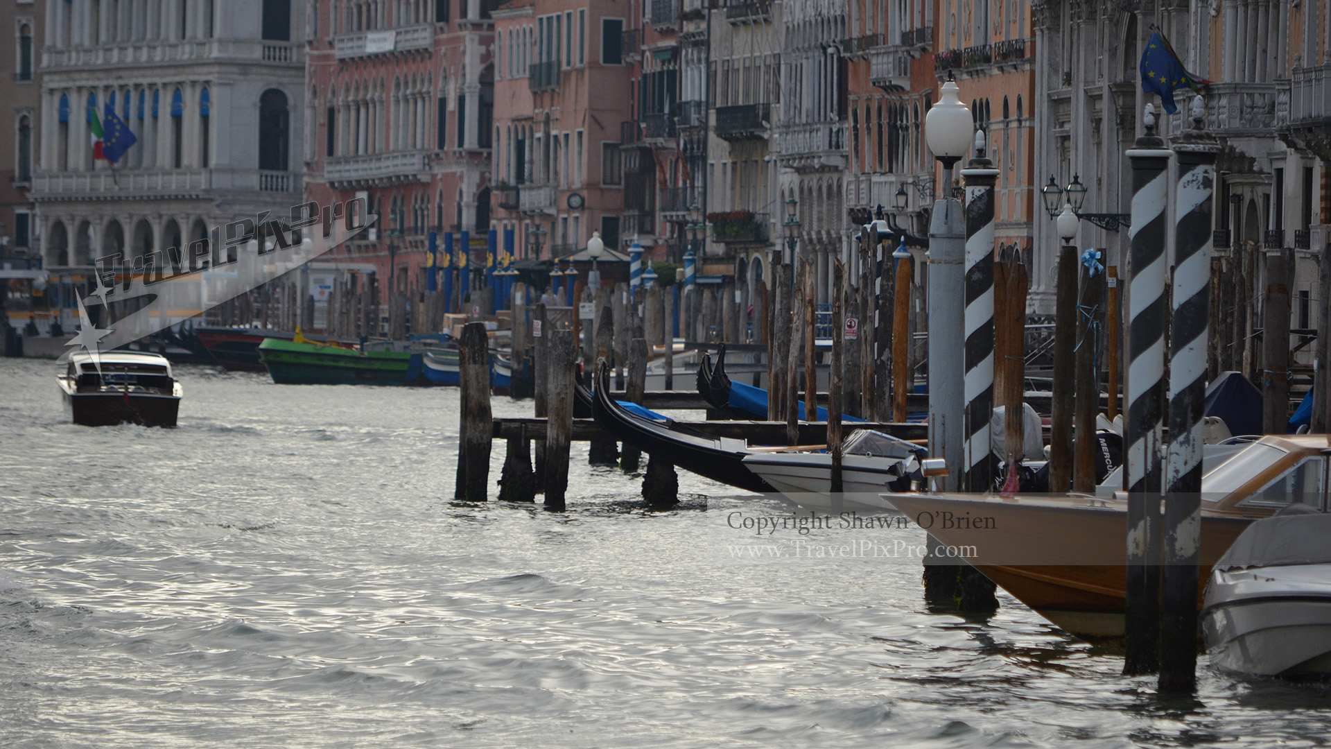 Early Evening Venetian Grand Canal