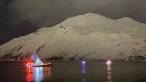 Unalaska Christmas Boat Parade 2020