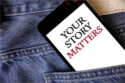 Tell Your Story, It Matters